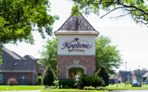 ascension parish subdivision keystone of galvez prairieville
