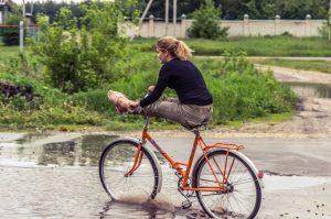 riding a bike in baton rouge