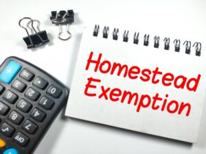 homestead exemption in greater baton rouge